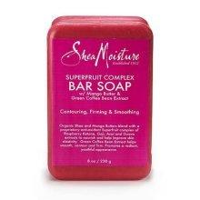 SheaMoisture Superfruit Complex Bar Soap | Nourishing Bar Soap