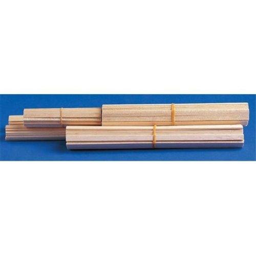 Alvin WS1834 Basswood Strips 1-8x3-4 Pk-50