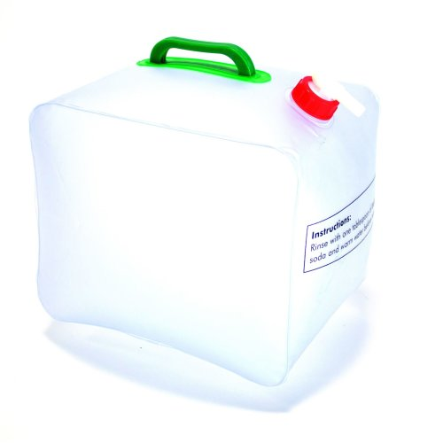 15 Litre Folding Water Carrier Storage Pvc