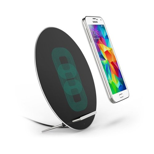 Moon Qi Wireless Charging Dock | iPhone 8, X & Samsung Charger