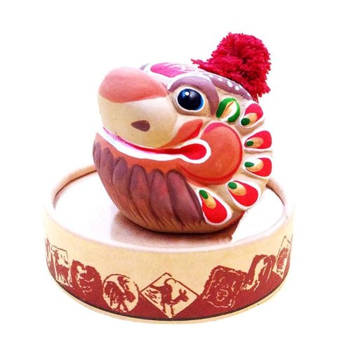 Ornaments Chinese Characteristic Toy Clay Figurines Clay Sculpture Zodiac