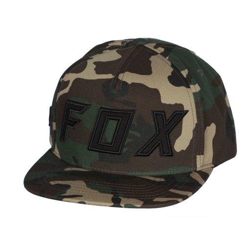 los angeles 81acb 6c8e3 Fox Head Snapback Cap ~ Posessed camo on OnBuy
