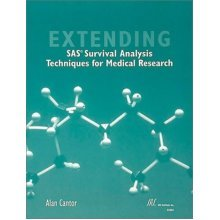 Extending SAS Survival Analysis Techniques for Medical Research