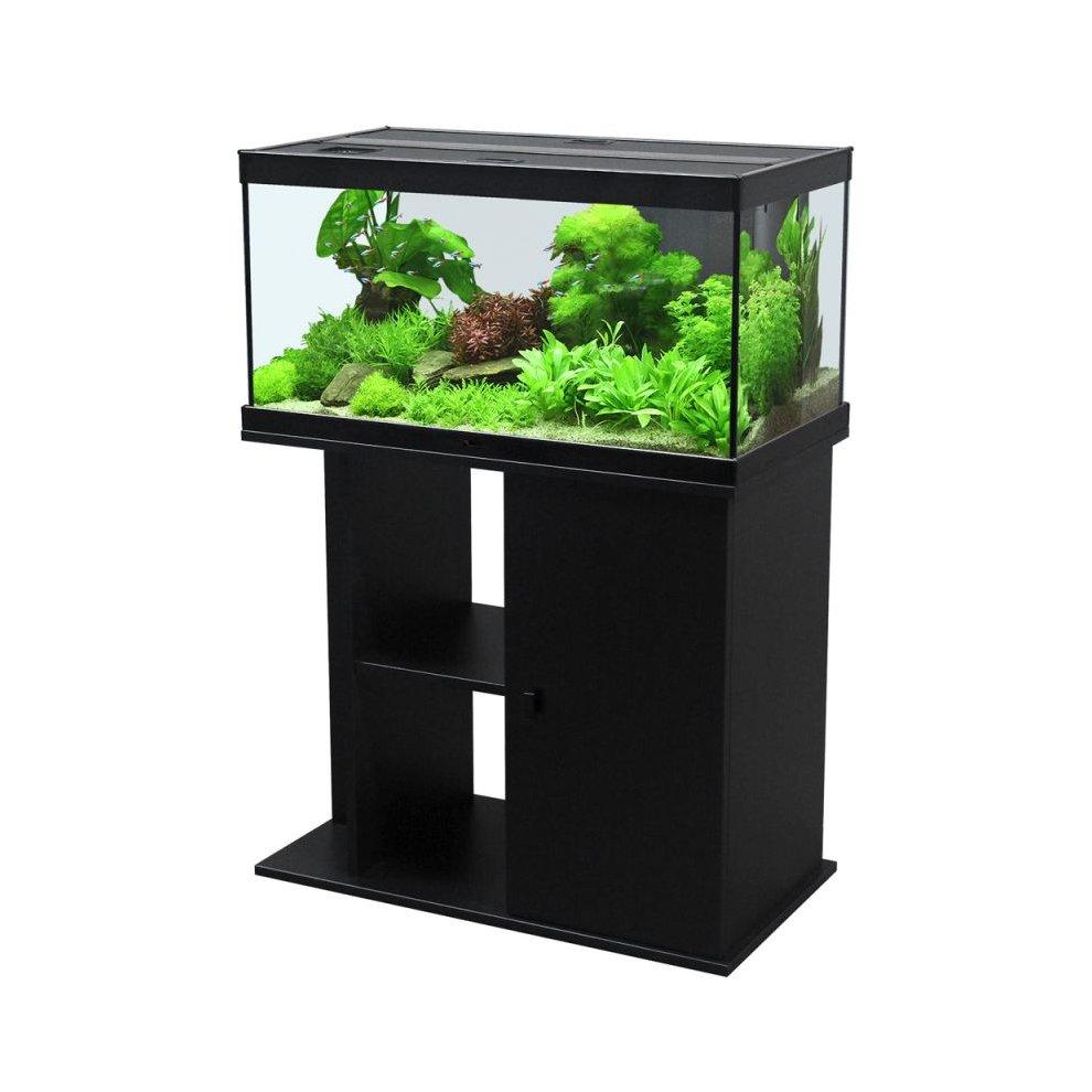 Aquarium Set Led : aquatlantis style led 80 x 35 aquarium set on onbuy ~ Watch28wear.com Haus und Dekorationen