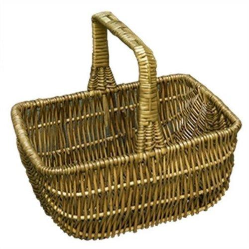 Medium Southport Wicker Shopping Basket