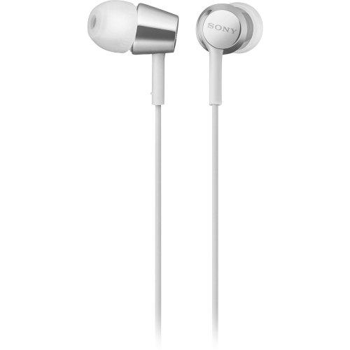 Sony MDR-EX155AP Headphones - White