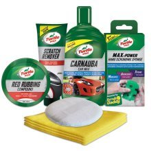Turtle Wax Car Scratch Remover & Paintwork Restorer Kit