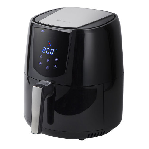 PureMate 4.2L Digital Air Fryer Oil Free Fryer with Timer. 1400W