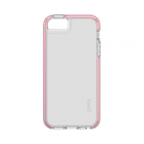 GEAR4 D3O IceBox Tone 4  Cover Pink gold, Transparent