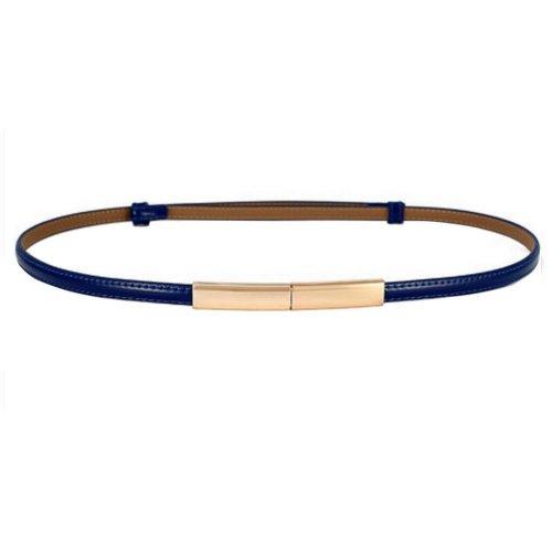 Simple Fashionable Ladies Belt Dress Coat Decorative Belt Waist Chain[E]