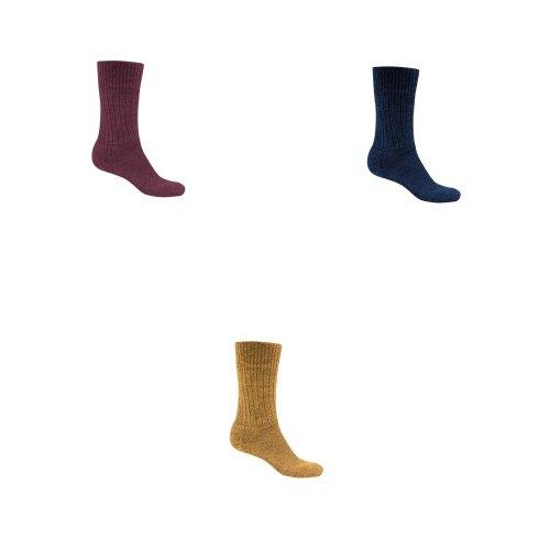 Craghoppers Womens/Ladies Laugton Wool Hiking Socks
