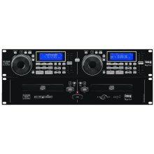 Dual CD Player - Professional Dual Dj Cd And Mp3 Player