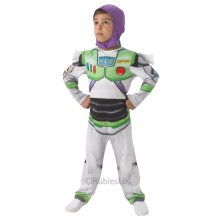 Toy Story (disney Pixar) ~ Buzz Lightyear (classic) - Kids Costume 7 - 8 Years