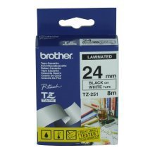 Brother TZ-251 TZ label-making tape