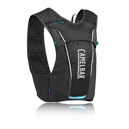 Camelbak Ultra Pro Hydration Vest Black Atomic Blue Small