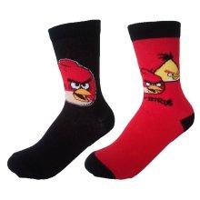 Angry Birds Socks - Pack of 2
