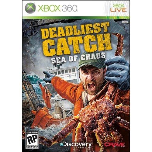 Deadliest Catch Sea of Chaos Xbox 360
