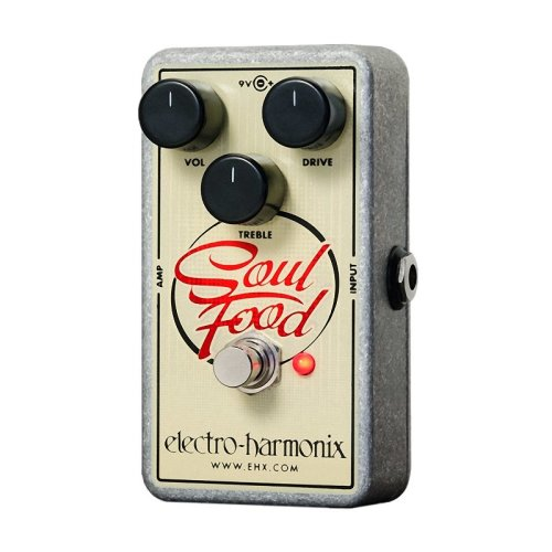 Electro Harmonix Soul Food Effects Pedal