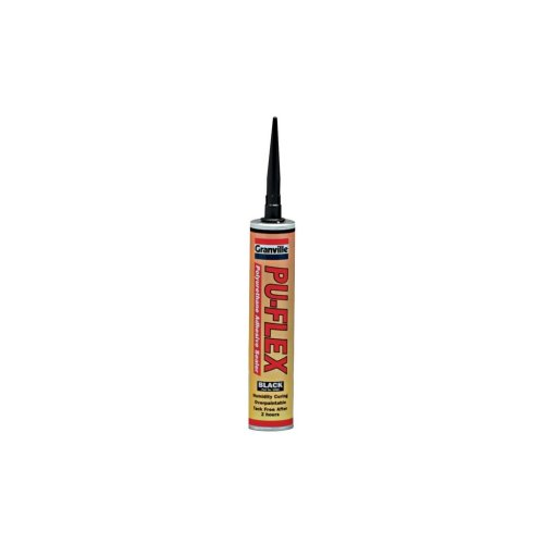 PU-Flex Sealer - Black - 310ml