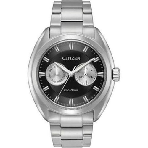 Citizen Eco-Drive Paradex Stainless Steel Mens Watch BU4010-56E