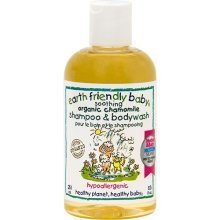 Earth Friendly Baby 15% off Calming Lavender Shampoo & Bodywash Ecocert