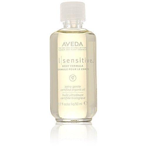 Aveda Sensitive Body Formula Bath Oil 1 7 Ounce