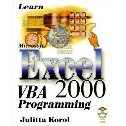 Learn Microsoft Excel 2000 VBA Programming