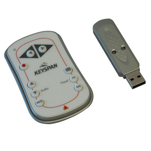 Tripp Lite PR-EZ1 Silver,White wireless presenter