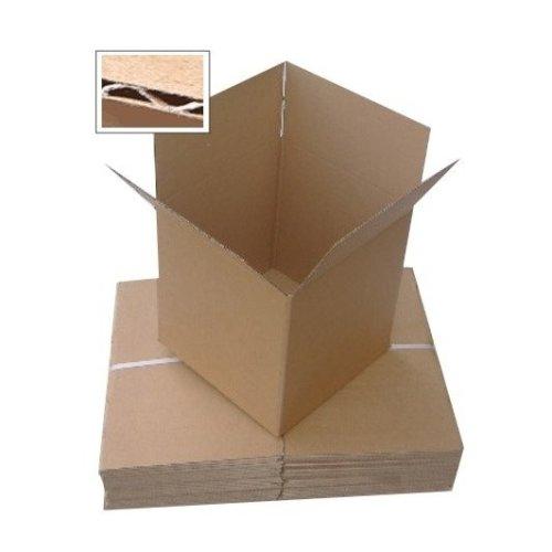 """Single Wall Box 6 x 6 x 4.5"""" (152 x 152x 115mm)"""