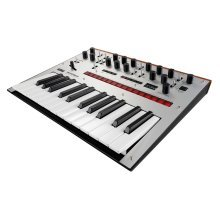 Korg Monologue Monophonic Analogue Synthesizer, Silver