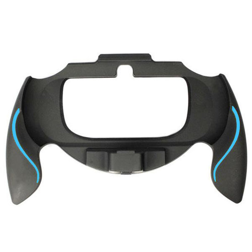 Grip for PS Vita 1000 hand handle attachment sony console ZedLabz – blue & black