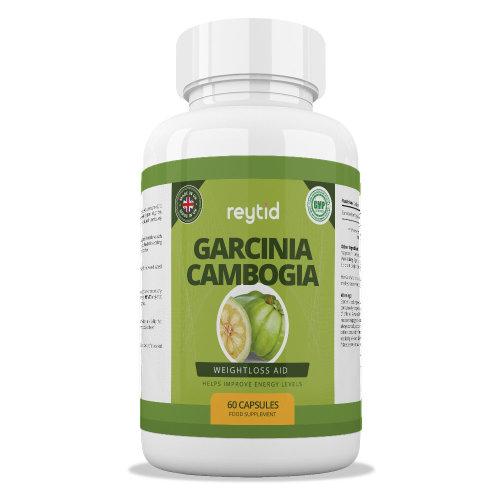 Reytid Pure Garcinia Cambogia Ultra Strength Diet Pills Weight Loss Supplement