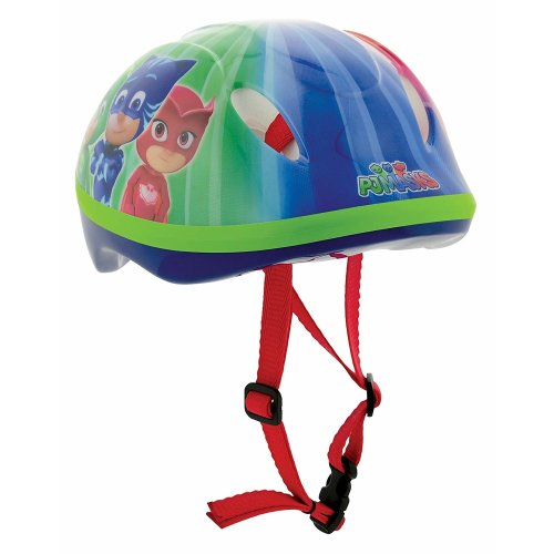 PJ Masks Kids Safety Helmet with Lightweight EPS and Cooling Vents