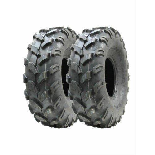 21x7-8 quad ATV tyre, 21 7.00-8 Wanda ATV road legal tyres set of 2