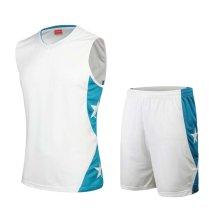 Basketball Jerseys Suit Training Team Sportwear for Men