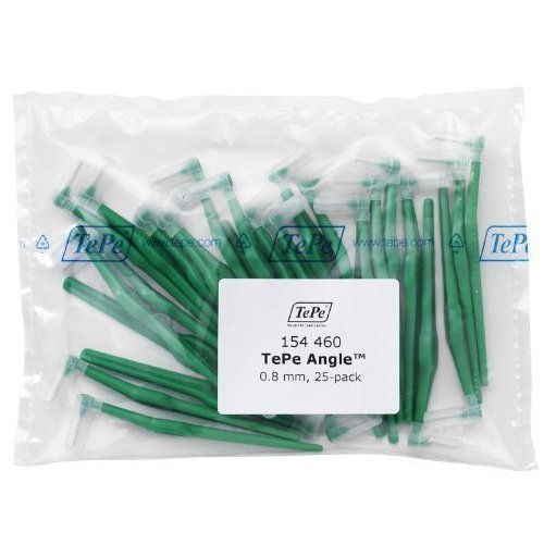 TePe Interdental Angle Green Surgery 25 Pack
