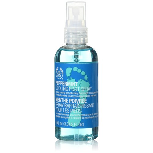The Body Shop Peppermint Cooling Foot Spray 100ml
