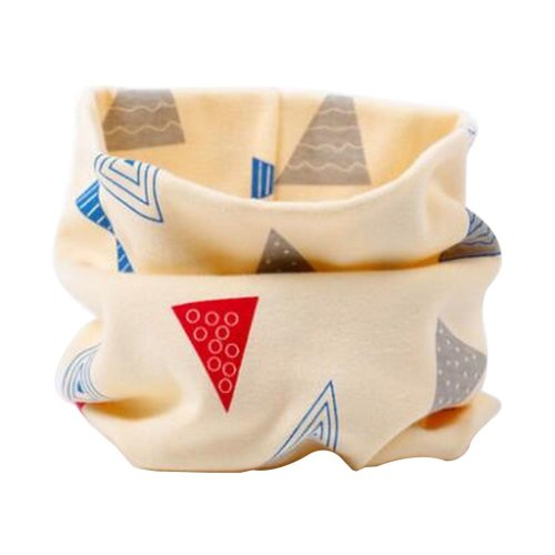 Baby's Scarf Cute Toddler Scarf  for Baby Unisex Suitable for 0-3 Years [O]
