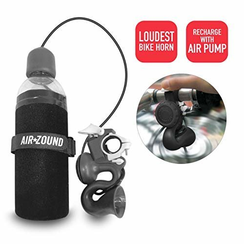 Delta Cycle Airzound Very Loud Bike Horn Air Hooter Rechargeable Bell Siren Alarm Super Db
