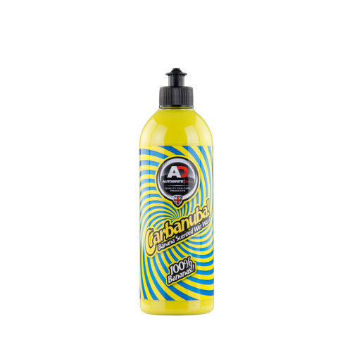 Carbanuba Car-Ban-Uba - Banana Scented Wet Wax 500ml