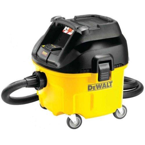 DeWALT DWV901L-LX Compact L Class Dust Extractor 110v