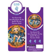 Betty Boop Leo Bookmark