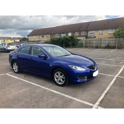 2010 MAZDA 6 TS 2.2 DIESEL 6 SPEED MANUAL BREAKING FOR PARTS