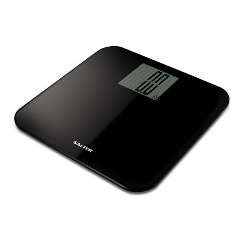 Salter Electronic Curved Edge Bathroom Scales | Digital Bathroom Scales