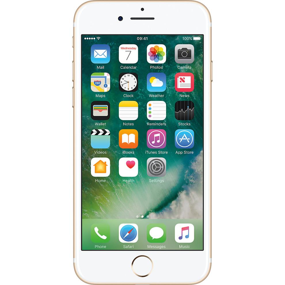 EE, 32GB Apple iPhone 7 - Gold
