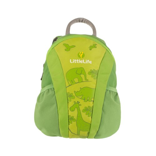 Littlelife Runabout Toddler Daysack - Green (New)