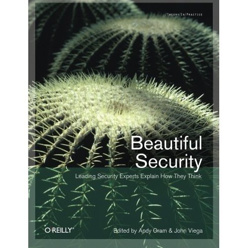Beautiful Security: Leading Security Experts Explain How They Think