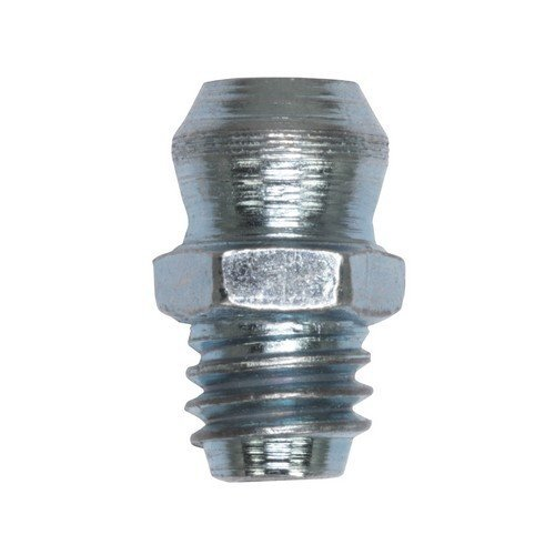 """Sealey GNI18 Grease Nipple Straight 1/8""""BSP Gas Pack of 25"""