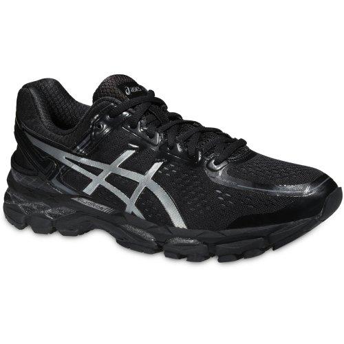 Asics Gel Kayano 22 T547N-9993 Mens Black running shoes