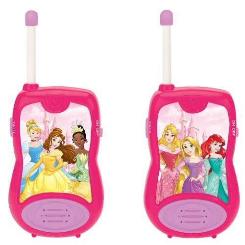 Lexibook TW12DP Disney Princess Children's Walkie-Talkies